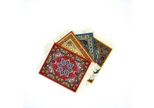 Invotis Carpet coasters