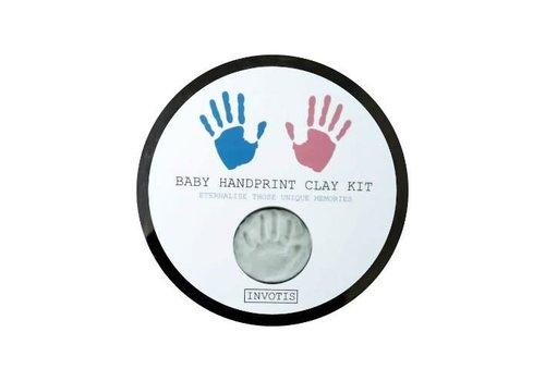 Invotis Baby handprint