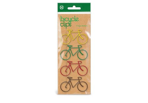 Cortina Paperclip - fiets