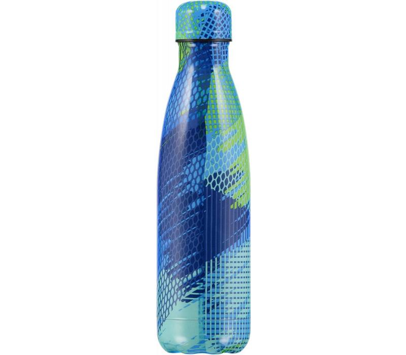 Chilly's bottle 500ml Abstract 5 green