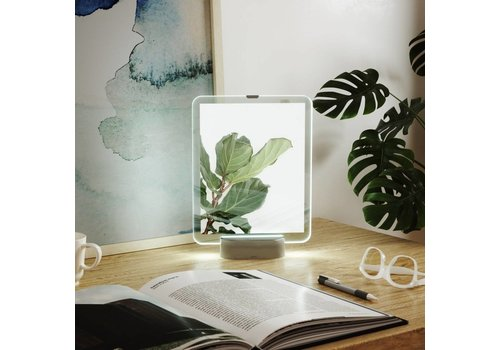 Glo - Fotolijst 20x25 Nickel - Photoframe