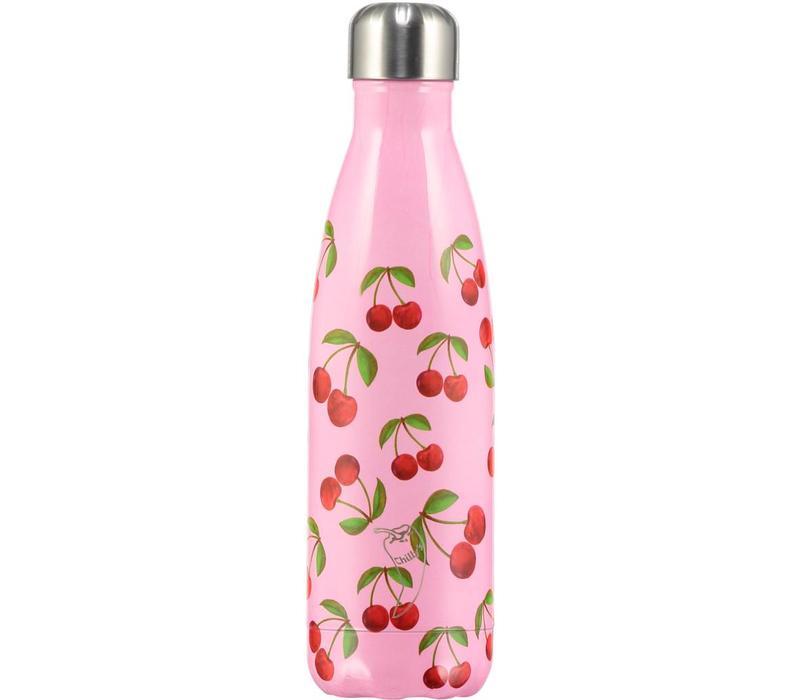 Chilly's bottle 500ml Cherrys