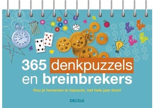 Deltas 365 denkpuzzels en breinbrekers