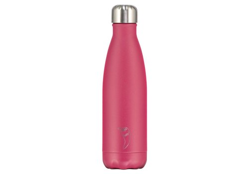Chilly's Chilly's bottle 500ml pink matte