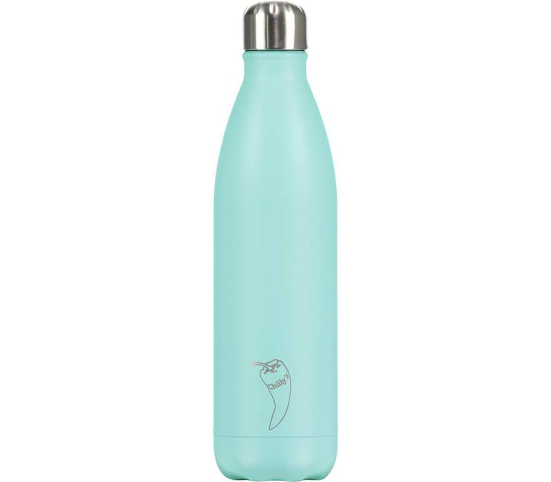 Chilly's  thermosfles Pastel green 750ml