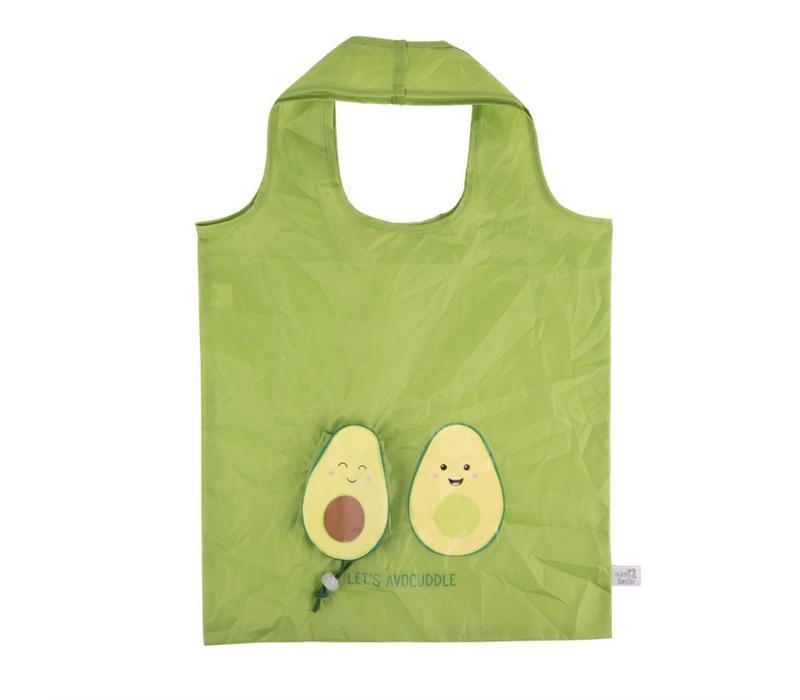 Avocuddle Foldable shopping bag