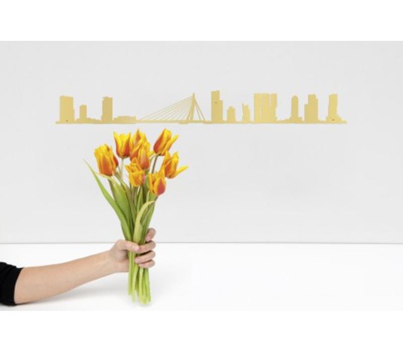 Rotterdam - Gold small - 50cm