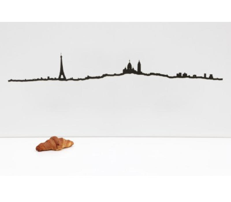 Paris - Black large - 125cm