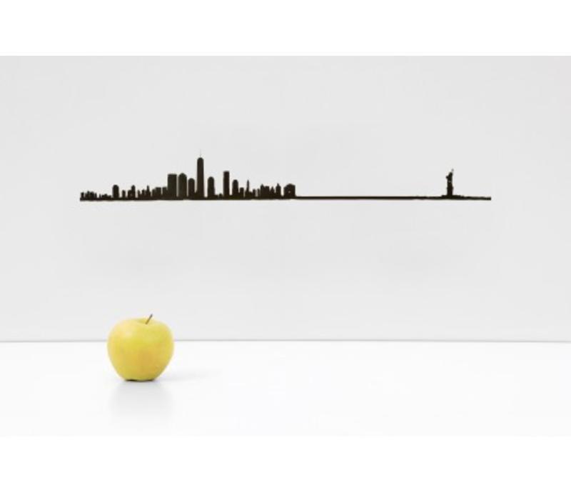 New York - Black small - 50cm