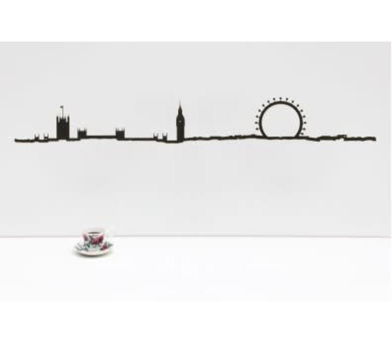 London - Black large - 125cm