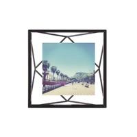 Prisma- fotolijst 10x10cm zwart