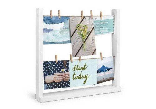 Hangit desk photo display