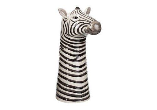 Quail Designs Bloemenvaas Zebra large