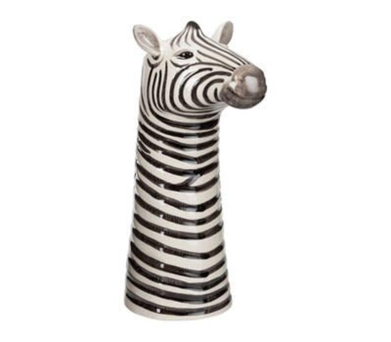 Bloemenvaas Zebra large