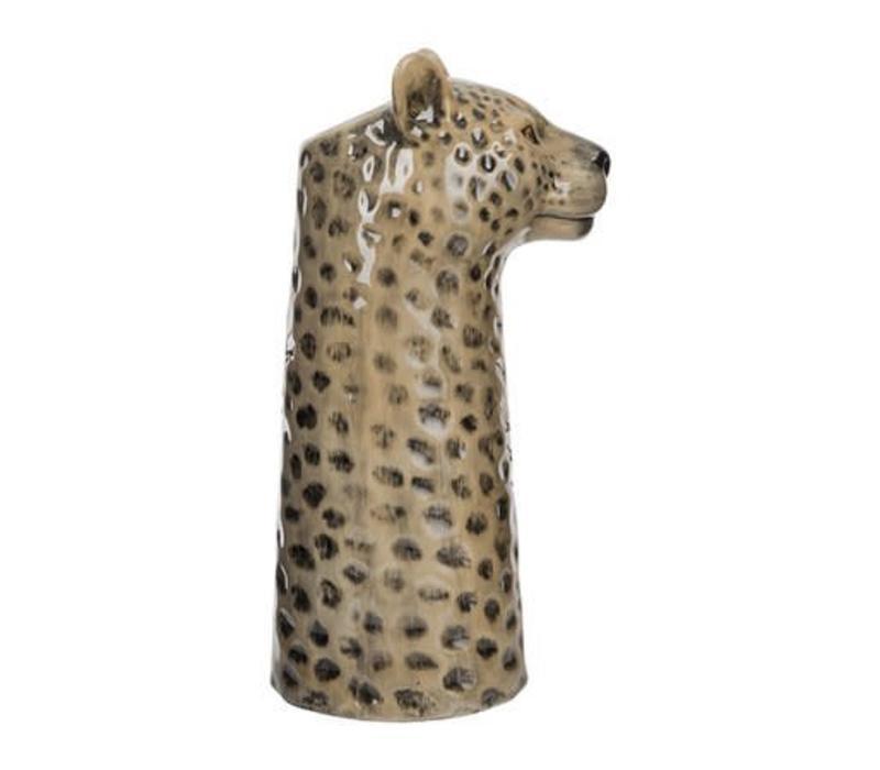 Bloemenvaas Luipaard large