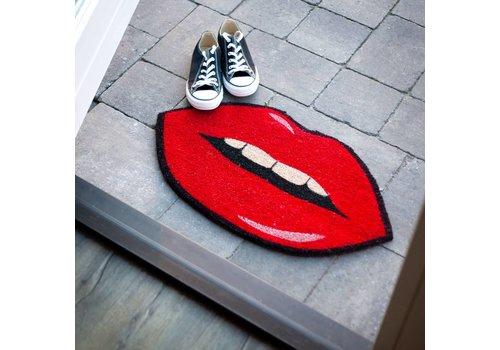 Fisura Binnen deurmat lippen