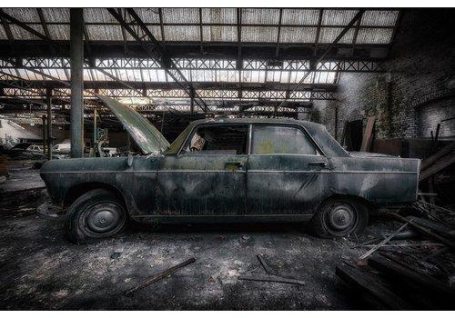 Steven Dijkshoorn Abandoned Car