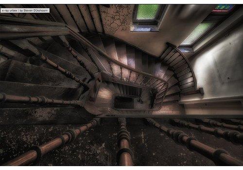 Steven Dijkshoorn Wooden Staircase