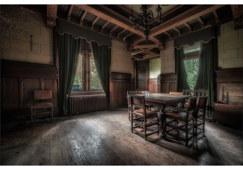 Steven Dijkshoorn The old room