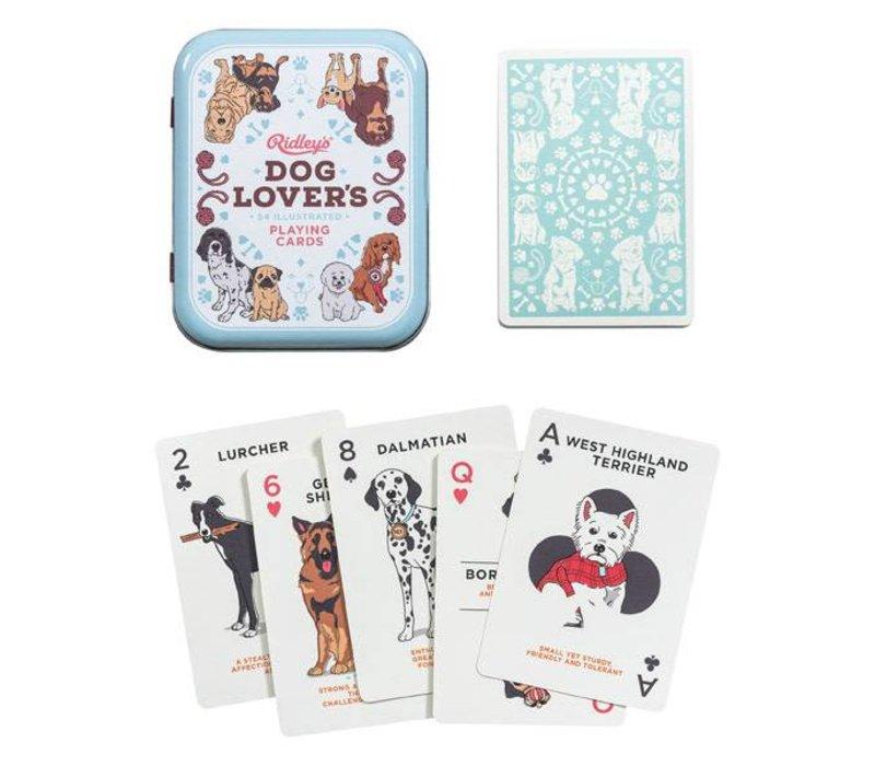 Dog Lovers Playing Cards - Speelkaarten Honden