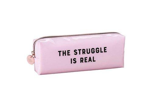 Cortina Box Pencil Case - The Struggle - Etui