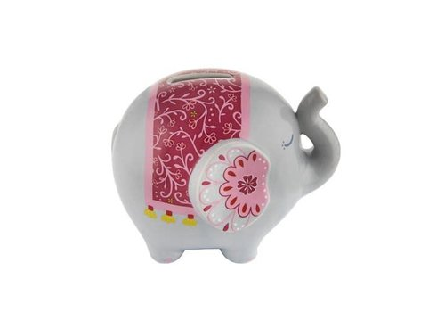 Sass & Belle Mandala Elephant Money box
