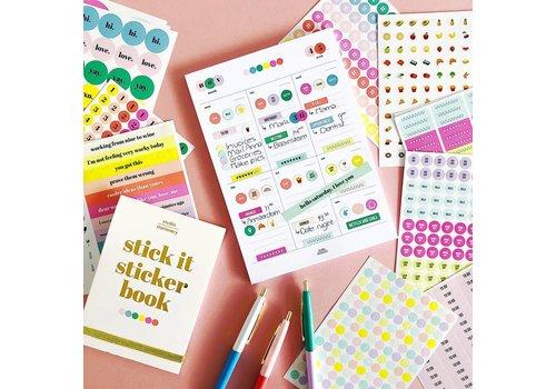 Stick it stickerbook