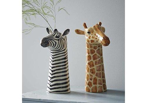 Quail Designs Bloemenvaas Giraf large
