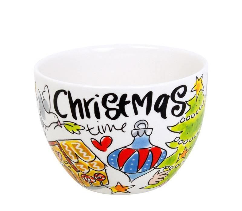 Kerst theekop Merry