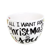 Christmas cup Merry little