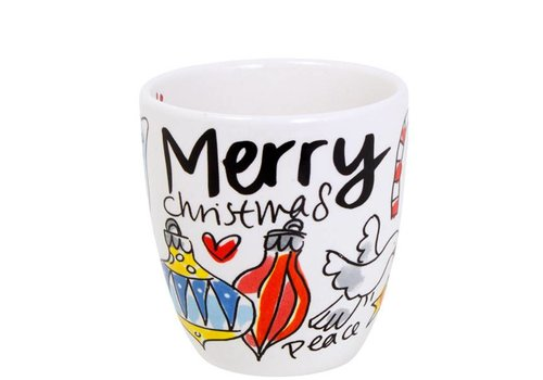 BLOND AMSTERDAM Christmas minimug Merry