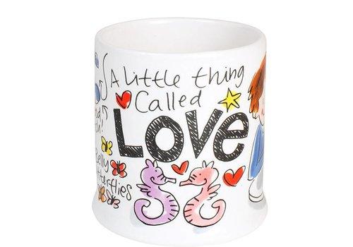 BLOND AMSTERDAM Love mug butterflies