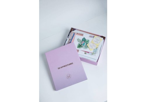The Happiness Planner The Happiness Planner 2019 Violet & Lilac