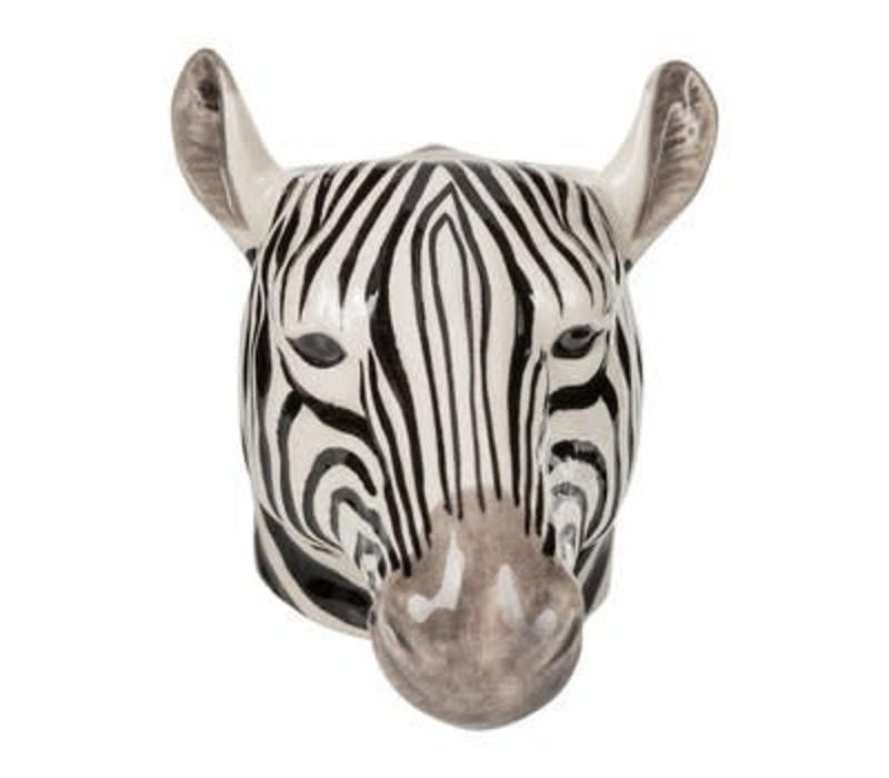 Eierdop of cactus potje- Zebra