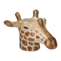 Eierdop of cactus potje- Giraffe