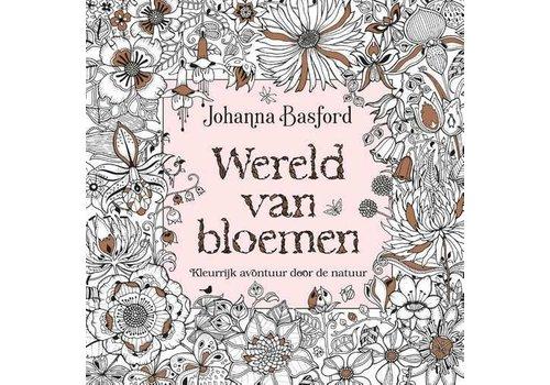 BBNC Kleurboek Wereld van bloemen