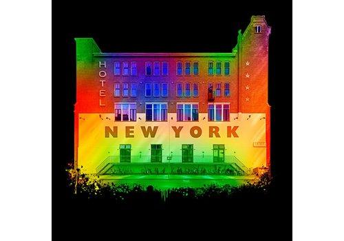 Rotterdam - Hotel NY Black Edition 30x30