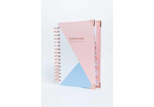 The Happiness Planner The Happiness Planner 2019 Pink & Blue