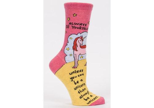 Cortina Dames sokken - Always be an unicorn
