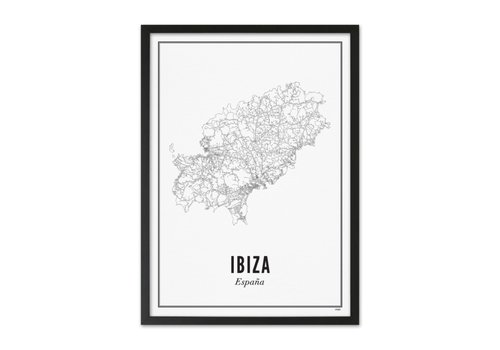 Wijck Poster A4 - Ibiza