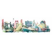 Rotterdam vintage collage 1