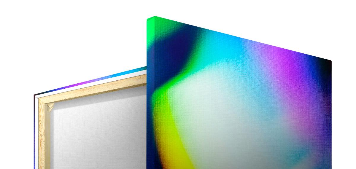 Canvas printen