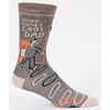 Cortina Heren sokken  - Here comes cool dad