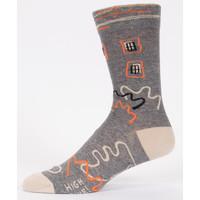Heren sokken  - Here comes cool dad