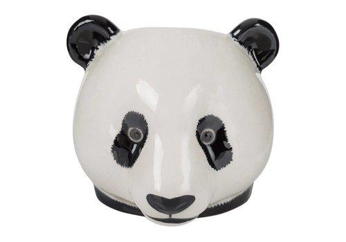 Quail Designs Eierdop of cactus potje- panda