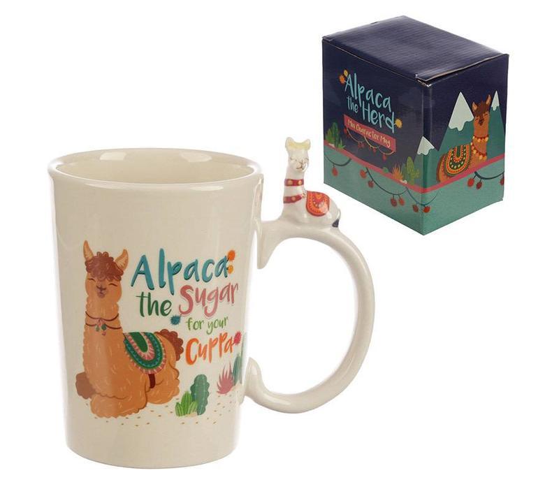 Alpaca the sugar mok