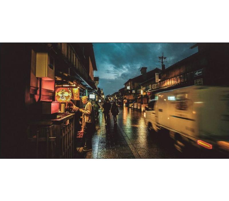 city life 007 - Dibond RVS