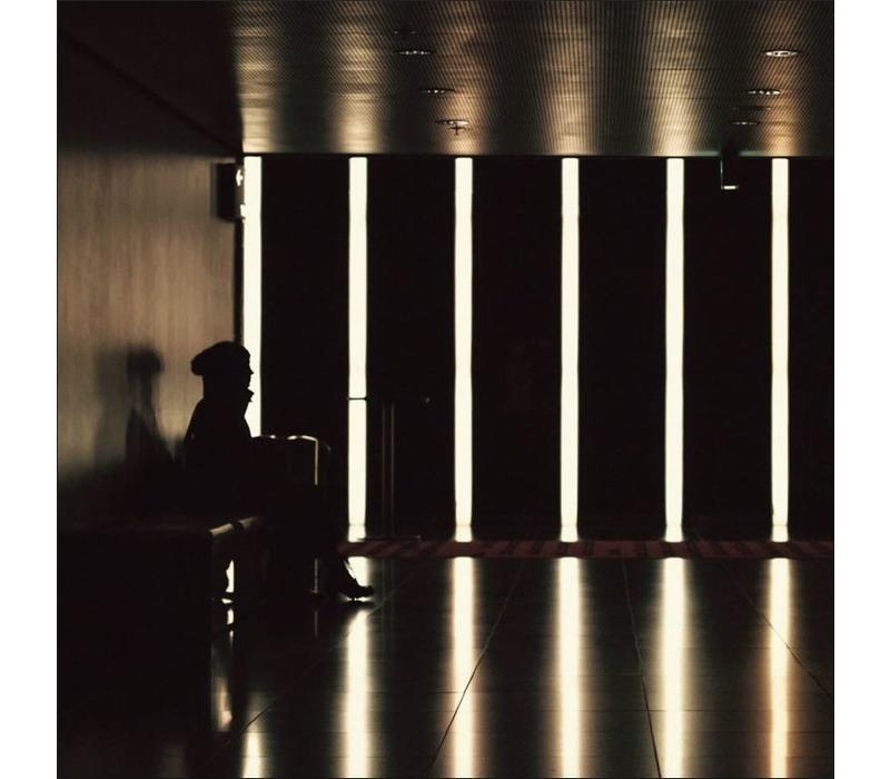 city life 009 - Dibond RVS