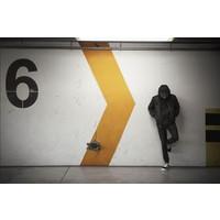 city life 012 - Dibond RVS