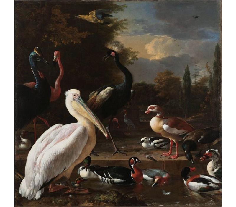 Dutch masters 006 - Dibond
